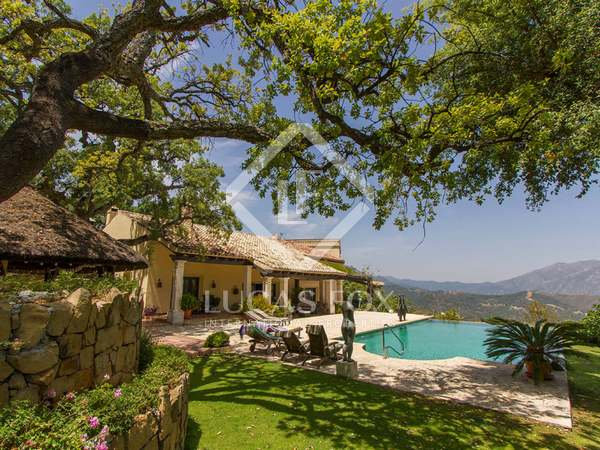 1,098m² Country house for sale in La Zagaleta