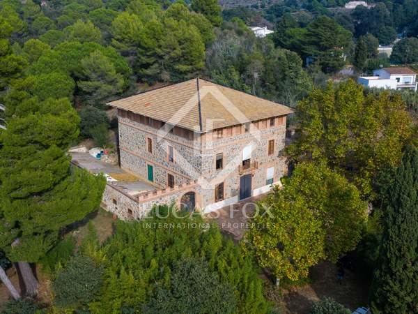 929m² Country house for sale in Alella, Barcelona