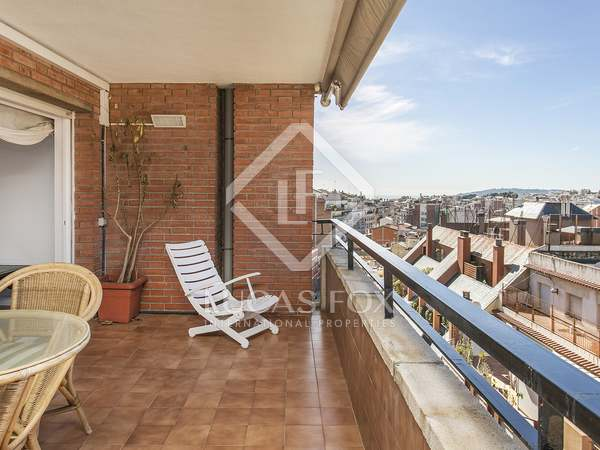 Piso de 190m² con terrazas en alquiler en la Bonanova