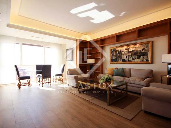 115 m² apartment for rent in Almagro, Madrid