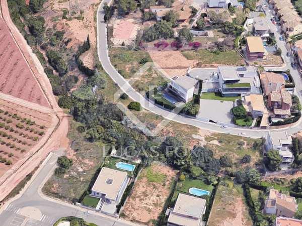 Земельный участок 1,978m² на продажу в Alfinach, Валенсия
