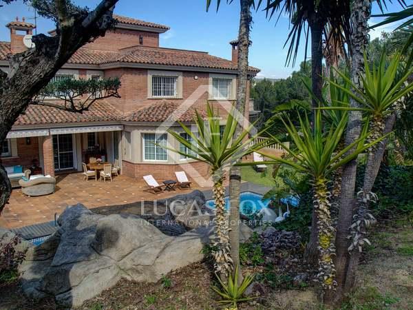 Casa / Vil·la de 861m² en venda a Antibes, Tarragona