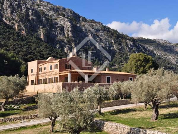 Casa de campo en venta, cerca de Palma, Mallorca.