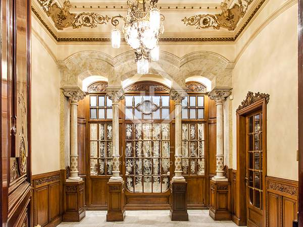 Principal apartment with terrace to buy, Paseo de Gracia