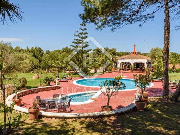 450m² Country house for sale in Menorca, Spain