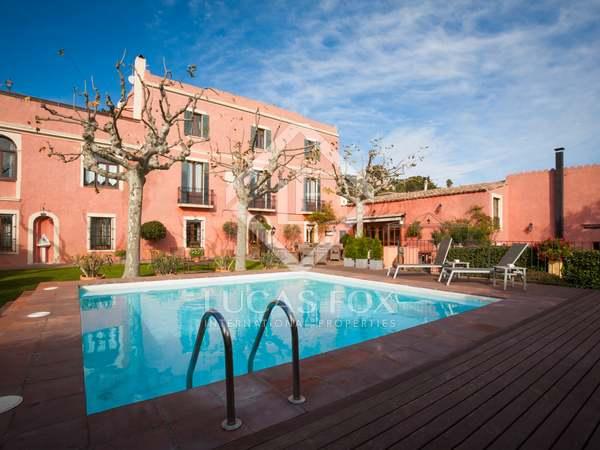 1,046m² Hus/Villa till salu i Cabrils, Maresme