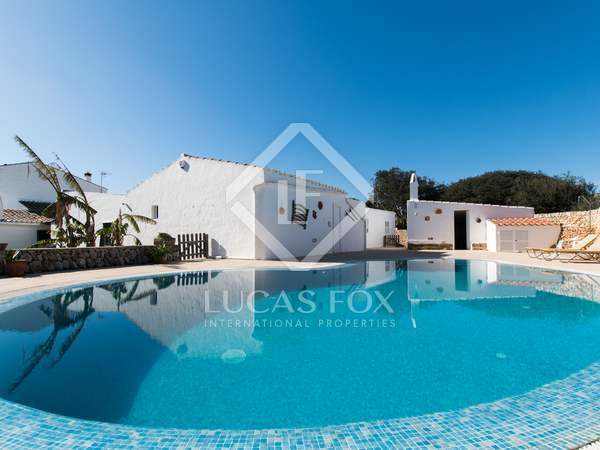 Masía de 570m² en venta en Maó, Menorca