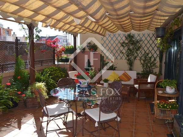 Impeccable duplex penthouse for sale, Sant Antoni, Valencia