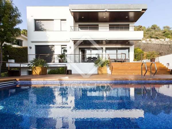 Vivienda contemporánea en venta cerca de Sitges