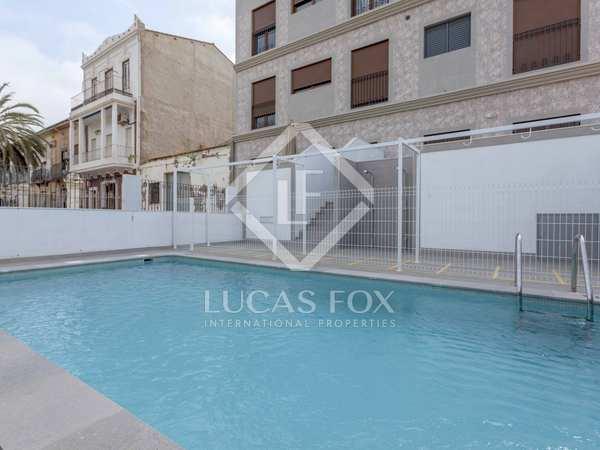 100m² Apartment for rent in Playa de la Malvarrosa