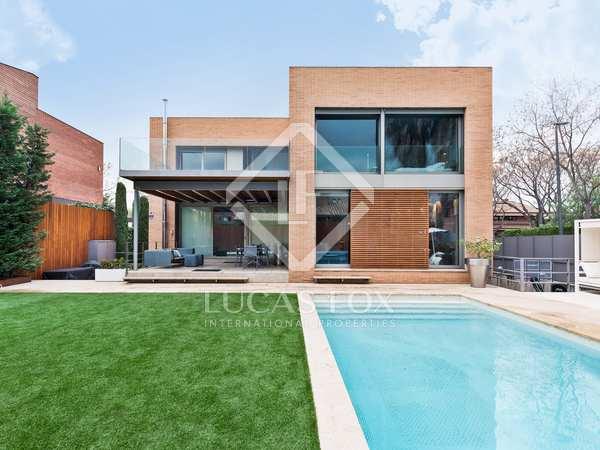 Villa de 550 m² en alquiler en Sant Cugat, Barcelona