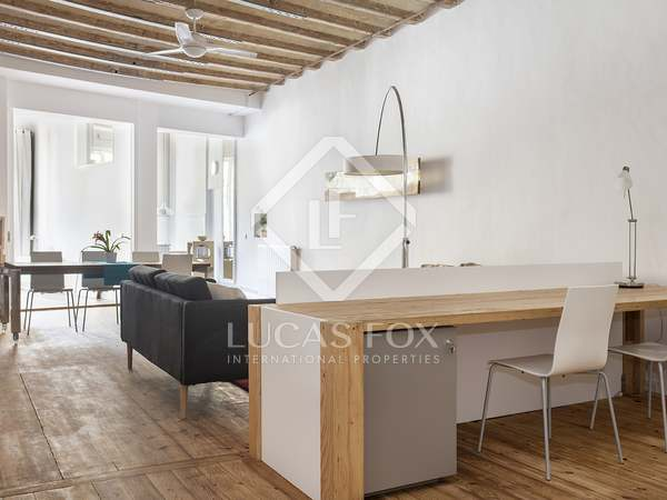 118m² Apartment for rent in Gótico, Barcelona