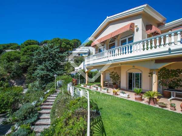 506 m² villa for sale in Cabrils, Maresme