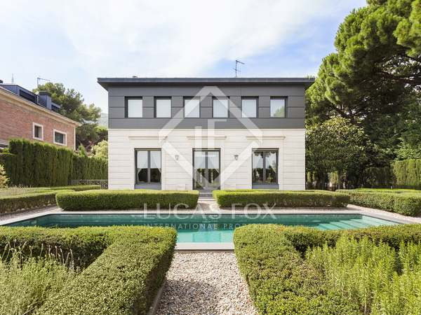 Sensational 650m² luxury house for sale in Pedralbes