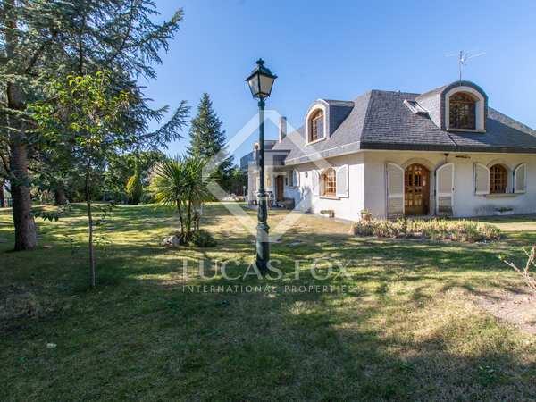 800m² House / Villa for sale in Pozuelo, Madrid