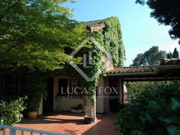 Spacious family home to rent in Valldoreix