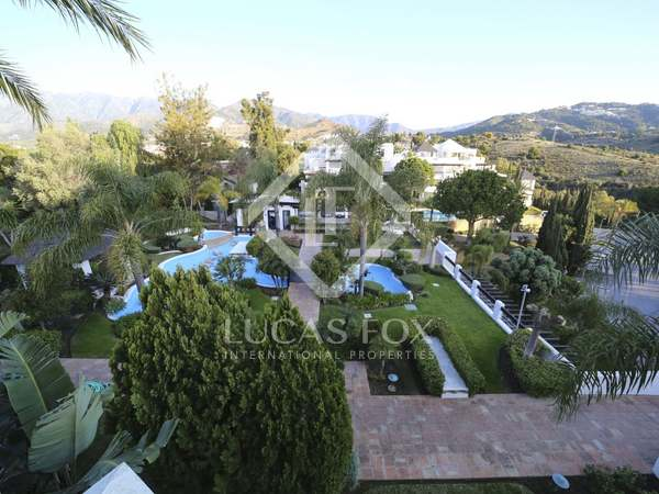 133m² Penthouse with 100m² terrace for sale in East Marbella