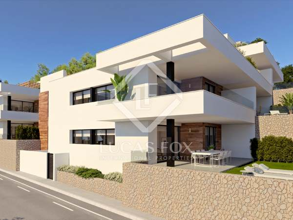 177m² Apartment for sale in Jávea, Costa Blanca