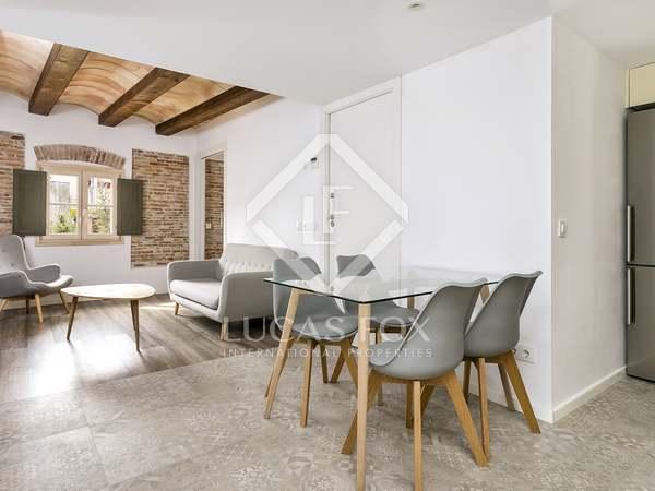 Квартира 60m² аренда в Борн, Барселона