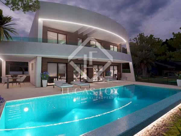 huis / villa van 450m² te koop met 130m² terras in Moraira