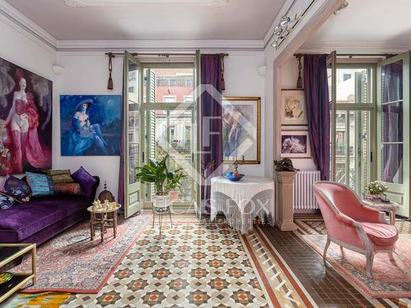 Penthouse van 217m² te koop in Eixample Rechts, Barcelona