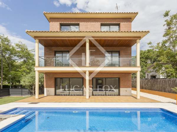 House for sale in Mirasol, Sant Cugat
