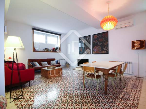 Appartement van 113m² te huur in Recoletos, Madrid