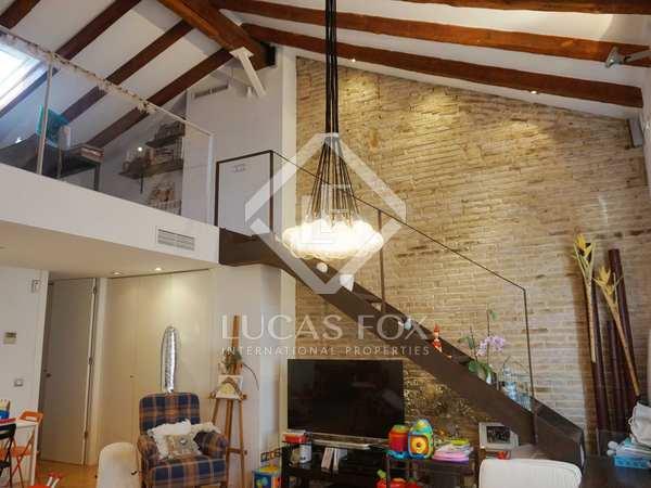 Penthouse van 90m² te koop in Gran Vía, Valencia