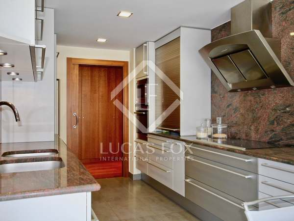 160m² penthouse with 20m² terrace for sale in Escaldes