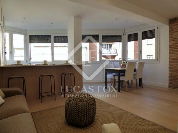 120m² apartment for sale in Goya, Madrid