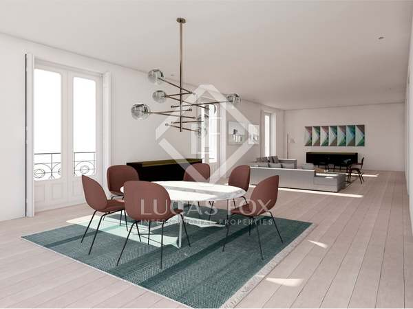 Appartement van 277m² te koop in Recoletos, Madrid