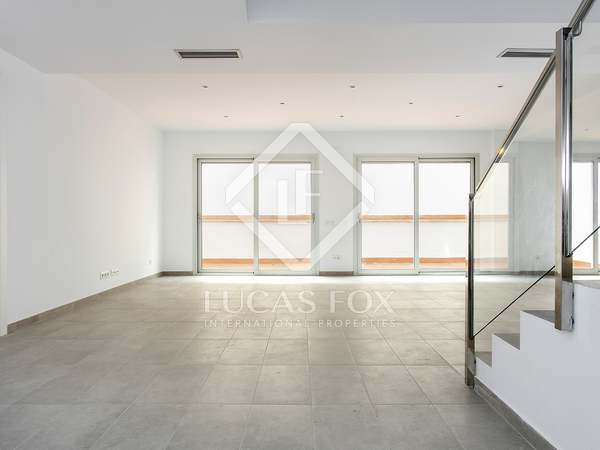 Pis de 150m² en lloguer a Les Corts, Barcelona