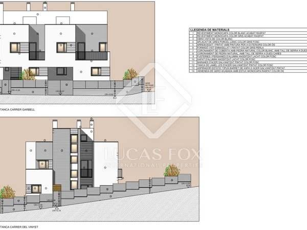 Casa / Villa de 229m² con 26m² de jardín en venta en Vilanova i la Geltrú