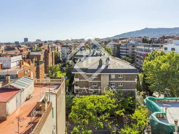 Penthouse van 210m² te koop met 105m² terras in Tres Torres