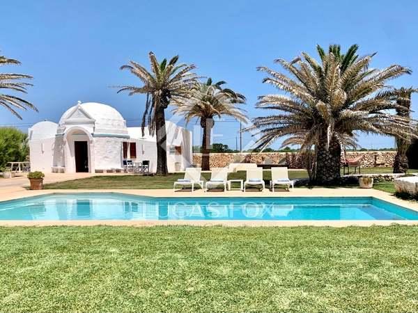 Huis / Villa van 75m² te koop met 25m² terras in Ciudadela