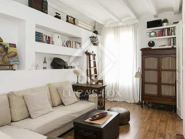 Appartement de 60m² a louer à Gràcia, Barcelona