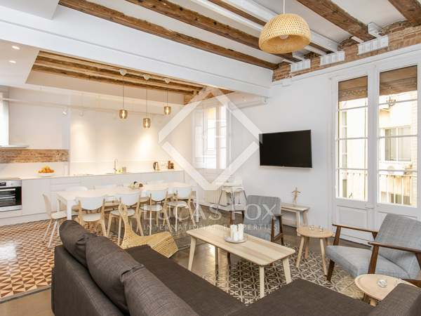 Appartement van 170m² te huur in Eixample Links, Barcelona