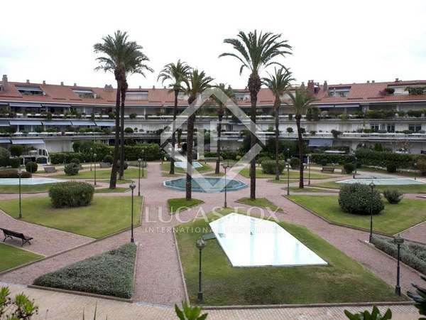 Lyxlägenhet till salu i Parc del Mar Sitges