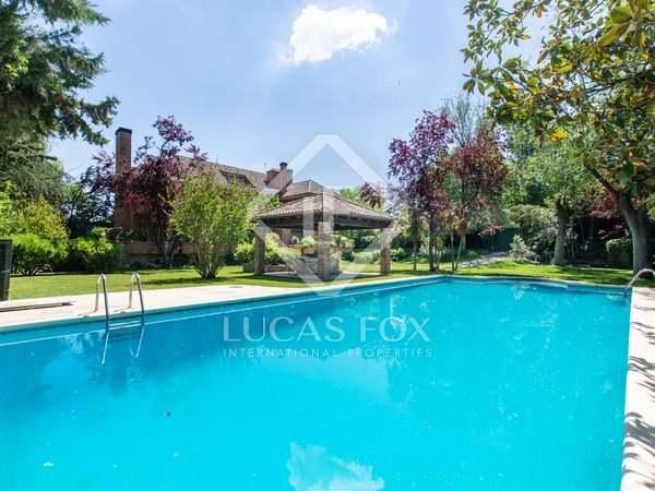 987m² House / Villa for sale in Pozuelo, Madrid
