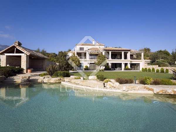 857m² House / Villa with 182m² terrace for sale in La Zagaleta