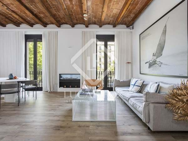 Appartement van 110m² te huur in Eixample Links, Barcelona