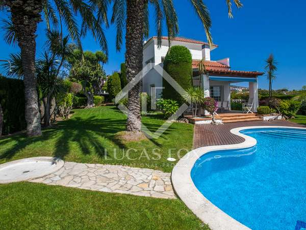 460m² villa for sale in Alella, Maresme