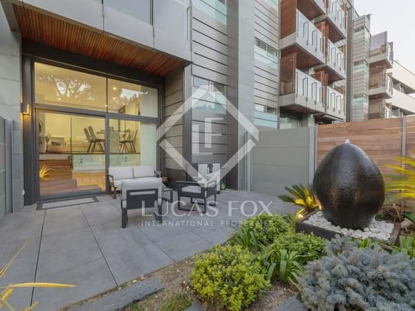 Appartement van 129m² te koop met 30m² Tuin in Pozuelo