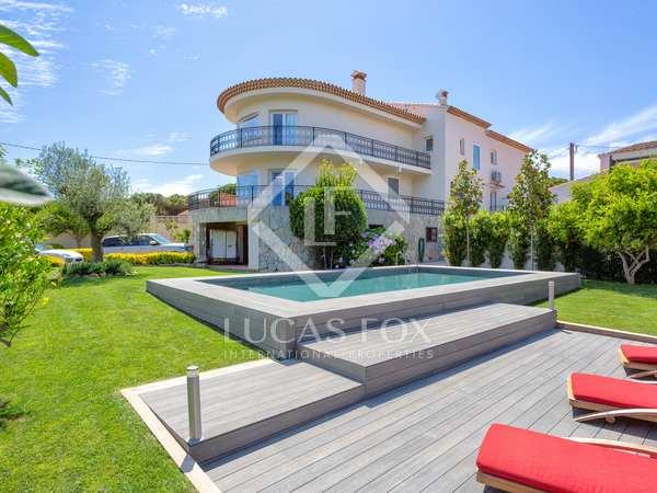 589m² House / Villa for sale in Calonge, Costa Brava