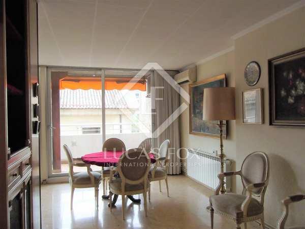 172m² apartment with 37m² terrace for sale in Sant Francesc