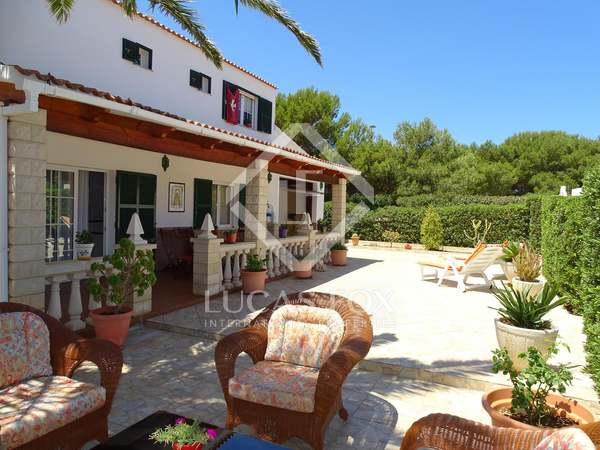 240 m² villa with 20 m² terrace for sale in Menorca