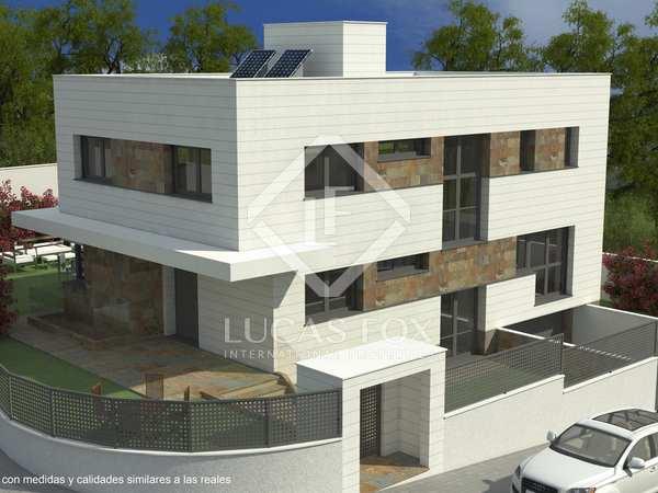 Parcel·la de 512m² en venda a Pozuelo, Madrid