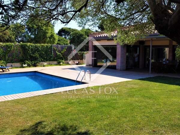 Huis / Villa van 240m² te koop in Sant Feliu, Costa Brava