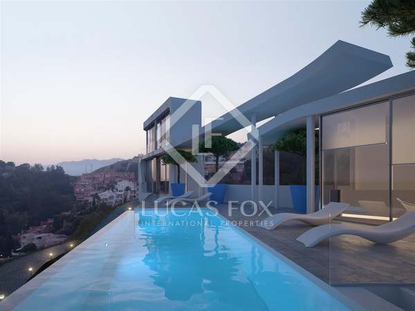 268m² House / Villa with 70m² terrace for sale in Málaga