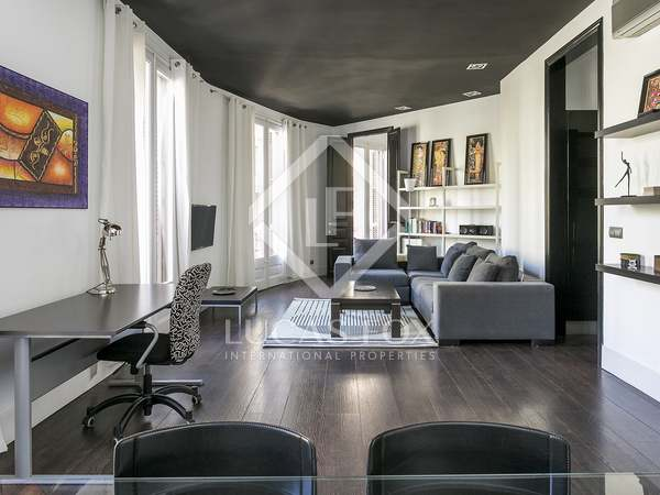 Apartment for rent in Barcelona's Eixample Right district